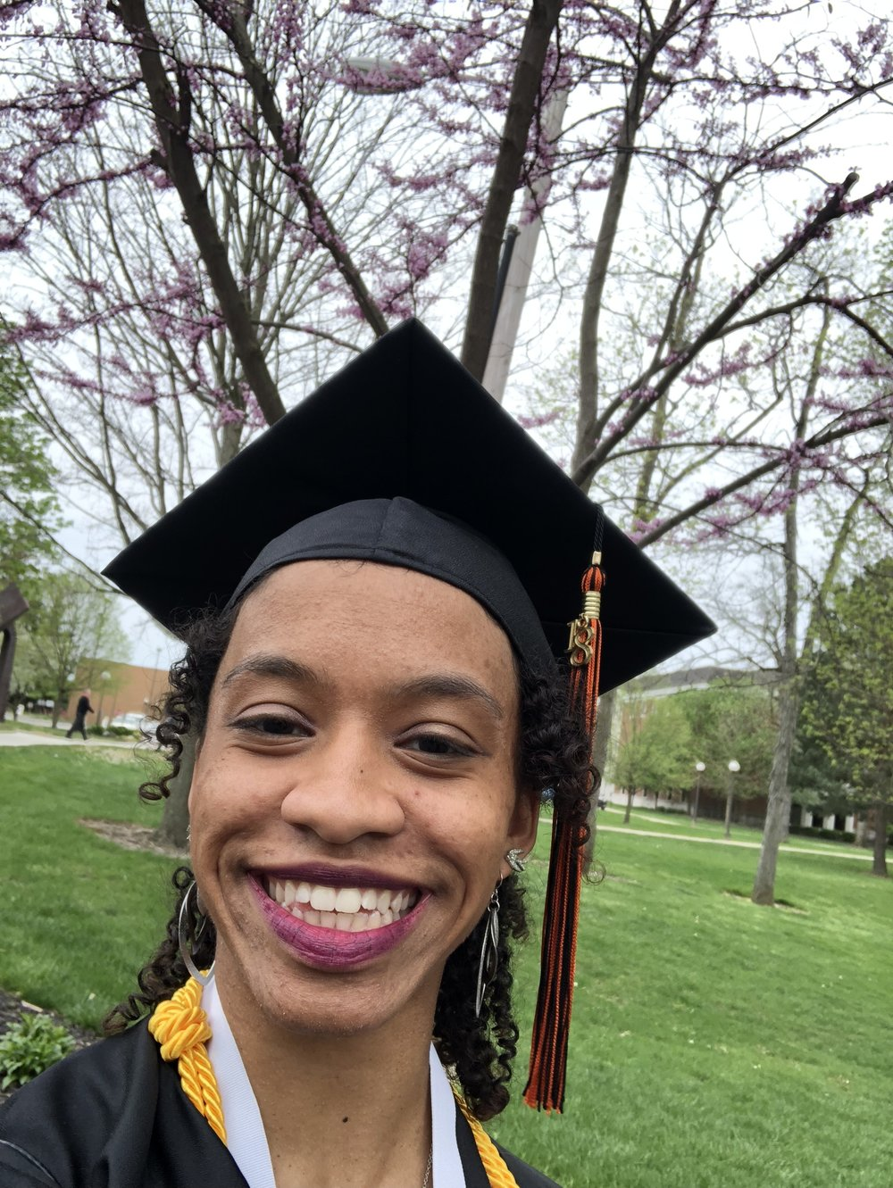 - On Saturday, May 5, Faith graduated with the rest of her class from Anderson University. She was acknowledged for graduating from the Honors Program and for graduating cum laude. She received her Bachelors of Arts in Dance Business and Writing. Her final GPA is 3.817.