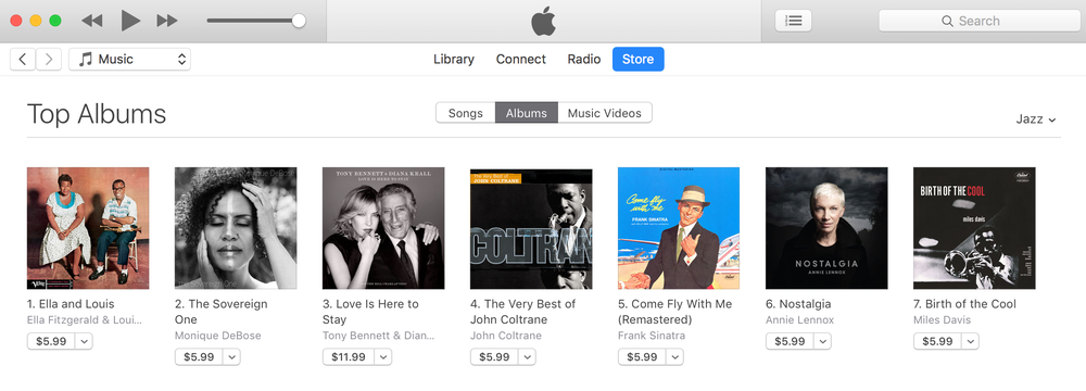 ALBUM PREMIERED AT #2 ON ITUNES JAZZ CHARTS
