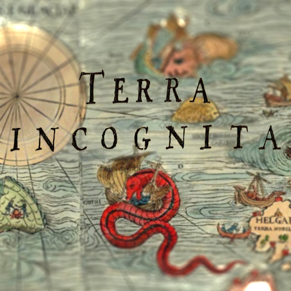 Terra Incognita - A podcast about the strange, the not so strange, and the totally mundane.Each episode is centered around a peculiar topic Michael, Nick, or Corey bring to the table after discovering and share to the wonder and befuddlement of the others. From fascinating and bizarre historical figures to obscure cultural movements, Terra Incognita is sure to amuse, bemuse, and -through profuse misuse of the obtuse -enthuse and elucidate the abstruse.