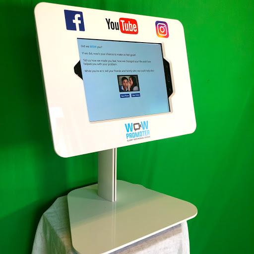 Desktop Kiosk for the Point of Sale