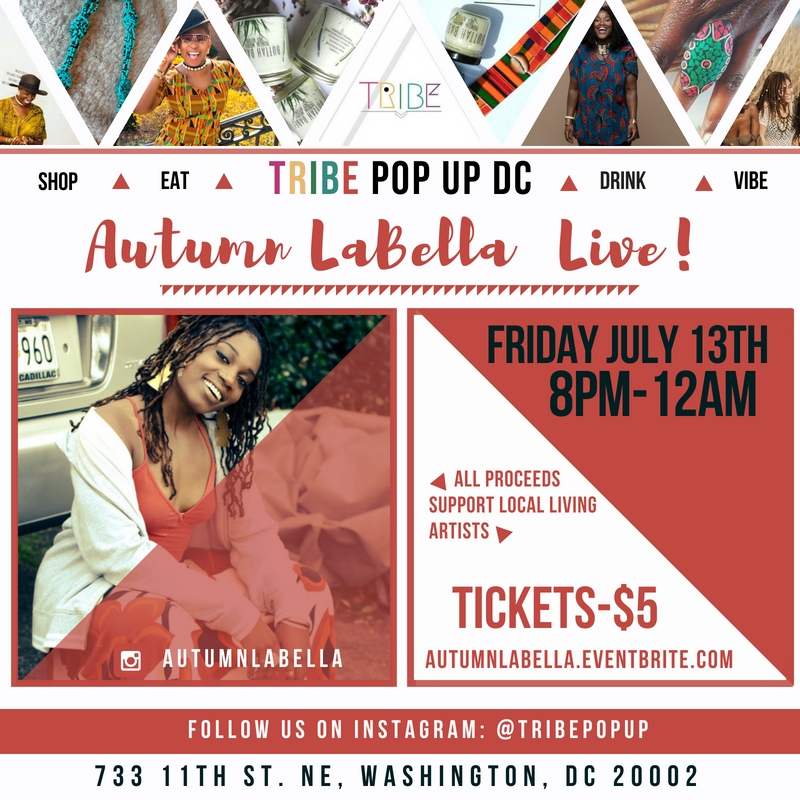Event: Autumn LaBelle