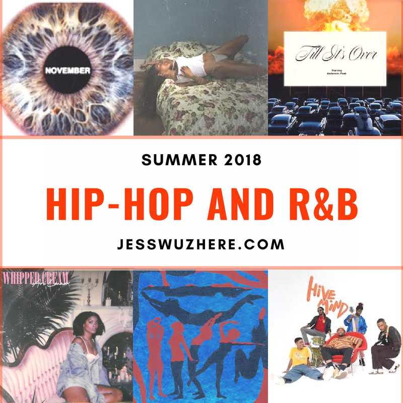 Summer 2018 - Hip-Hop And R&B - Soooo I can't embed an Apple Music Playlists. So here it is. I'll update with a Spotify and Tidal link later this week!Listen Here:
