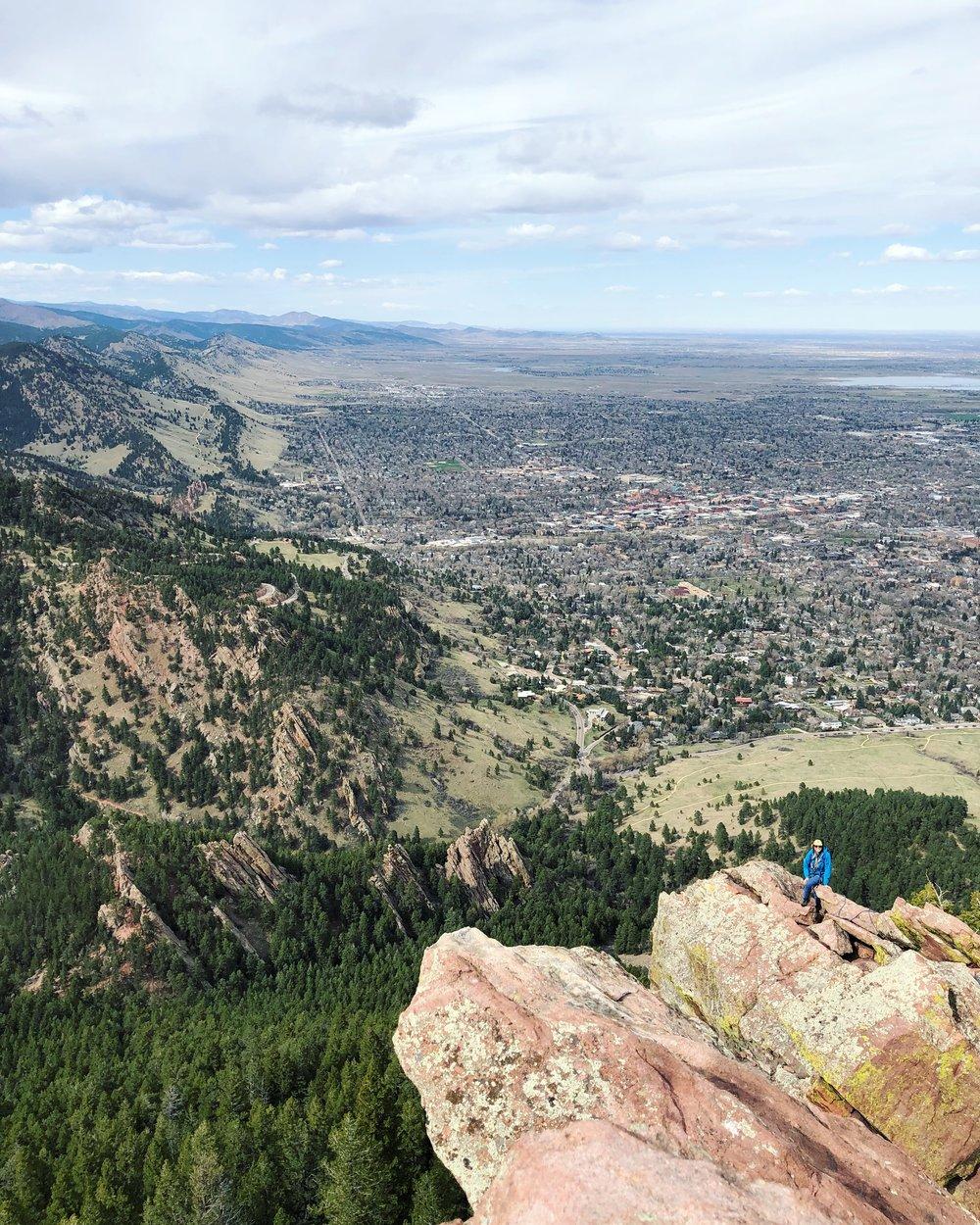 Hello Boulder!