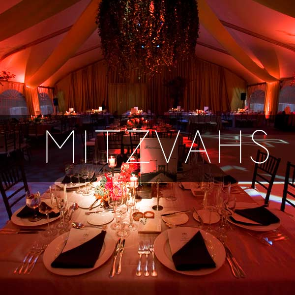 View select Bat Mitzvah & Bar Mitzvah galleries …