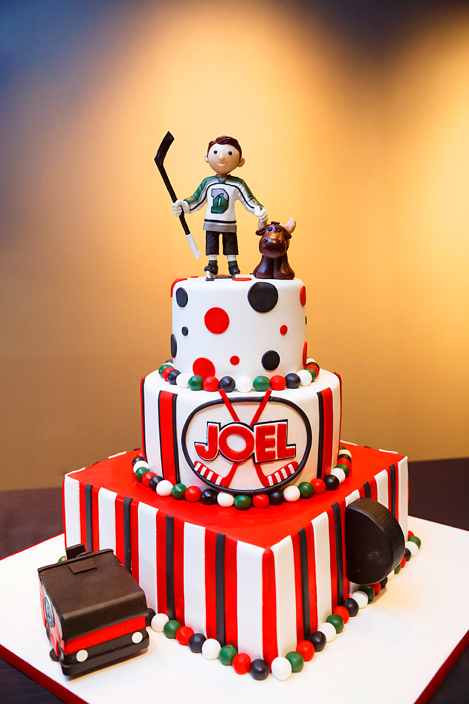 New Jersey Devils Bar Mitzvah at Prudential Stadium