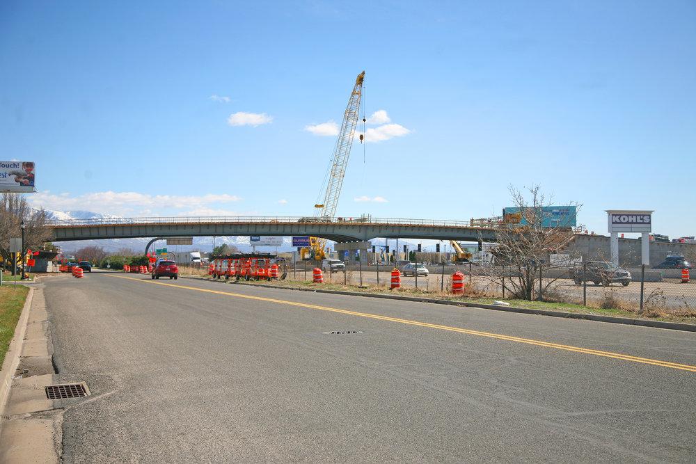 I-15 Overpass