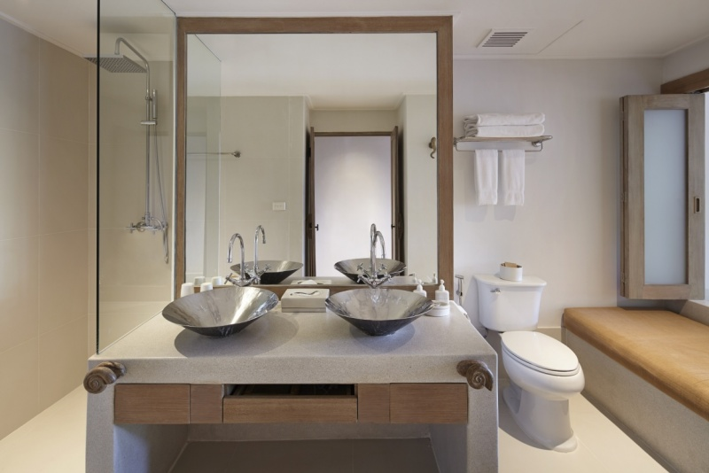 Evason Seaview Studio - Bathroom