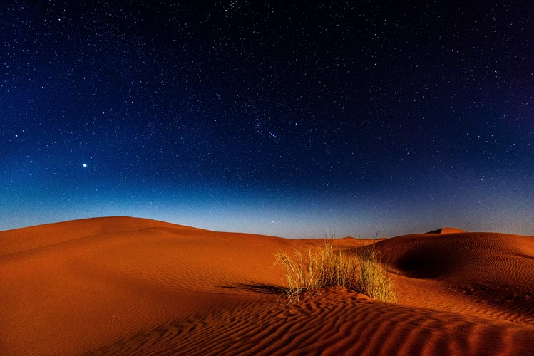 Sahara, Morocco. Photo by Sergey Pesterev.