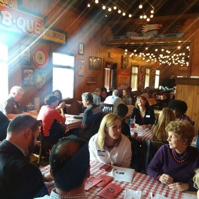 Mount Vernon Networking Lunch