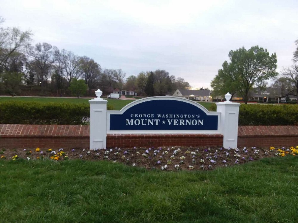 Mount Vernon, Alexandria -