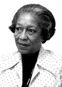 Carolyn R. Payton, first woman and African-American to lead the Peace Corps