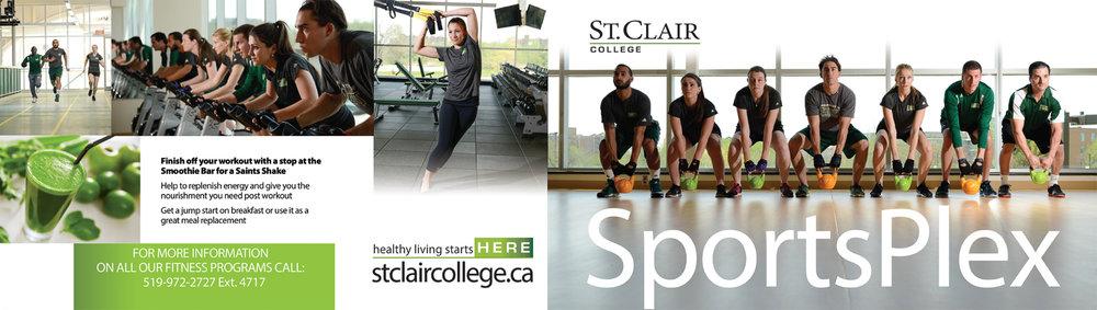 St Clair College SportsPlex