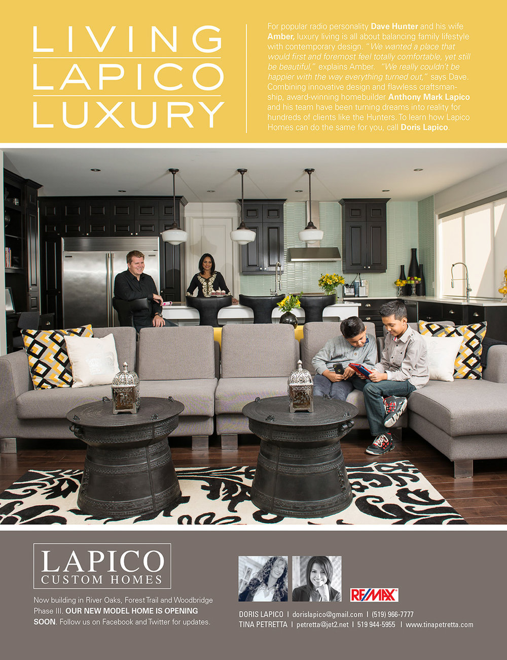 Lapico Custom Homes