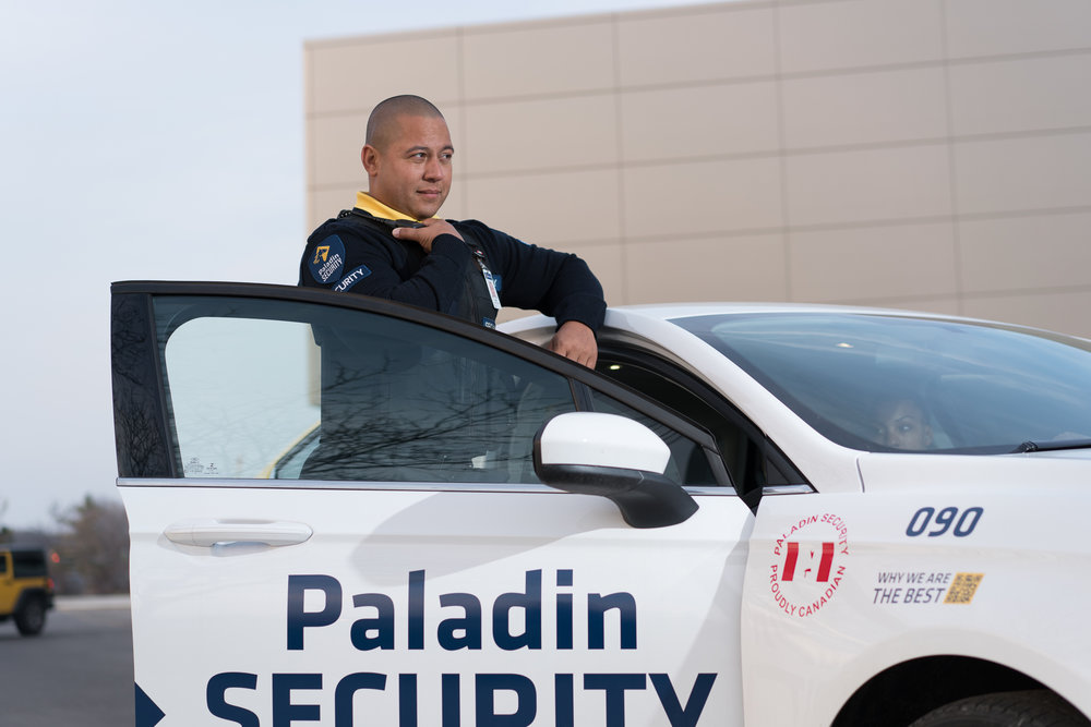 Paladin Security