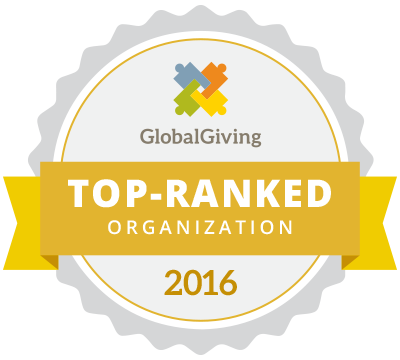 The Small World is honored as TOP- RANKED ORGANIZATION in 2016