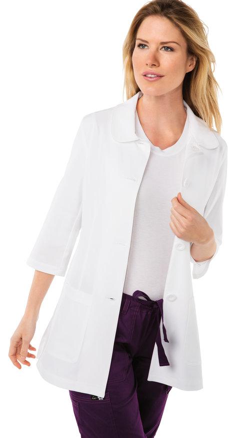 Amber Lab Coat