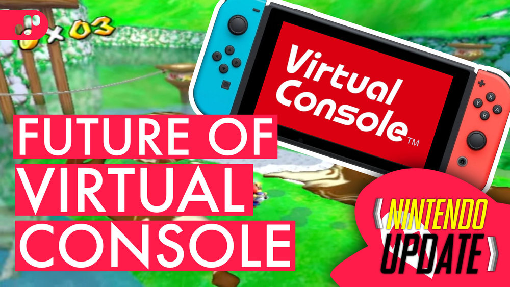 The Future Of Virtual Console on Switch | Nintendo Update