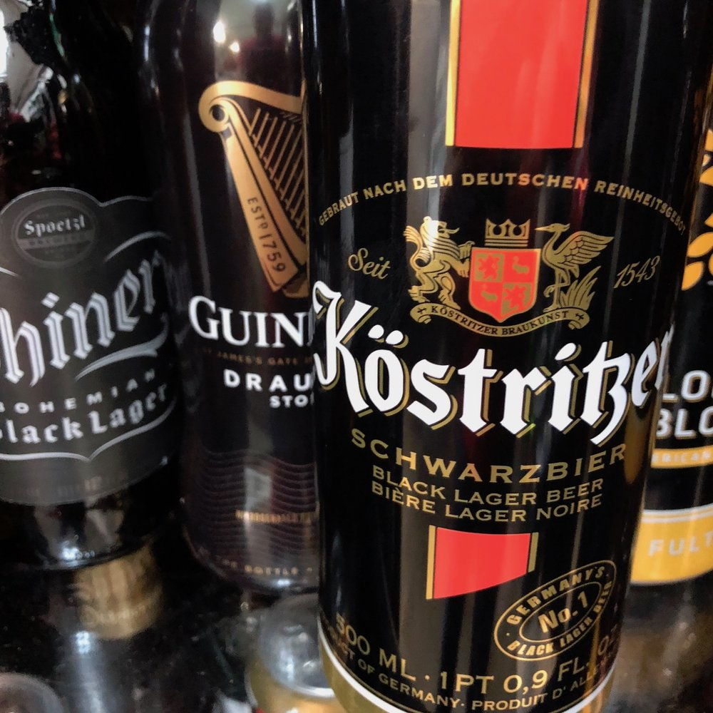 Kostritzer German Black Lager (recovery)