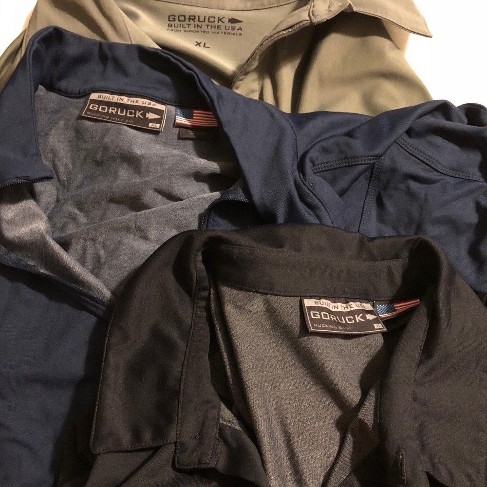 Pullovers, hoodie, ruck shirt, (GORUCK)