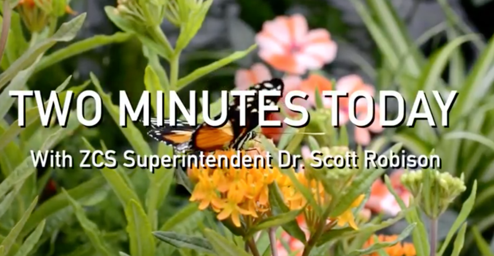 TWO MINUTES TODAY - SPIRIT OF COMMUNITY