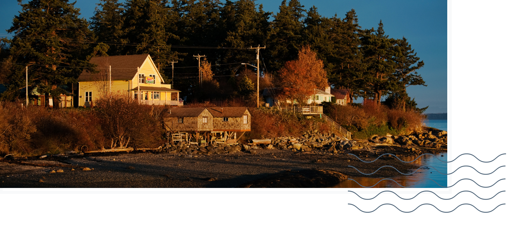 lummi island property for sale