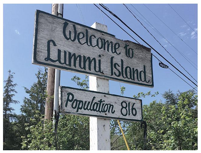 lummi island culture