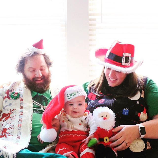 Hi! We are still looking for a space for TBC, but want to say Happy Holidays from our family to yours! #babyofchefs #startemyoung