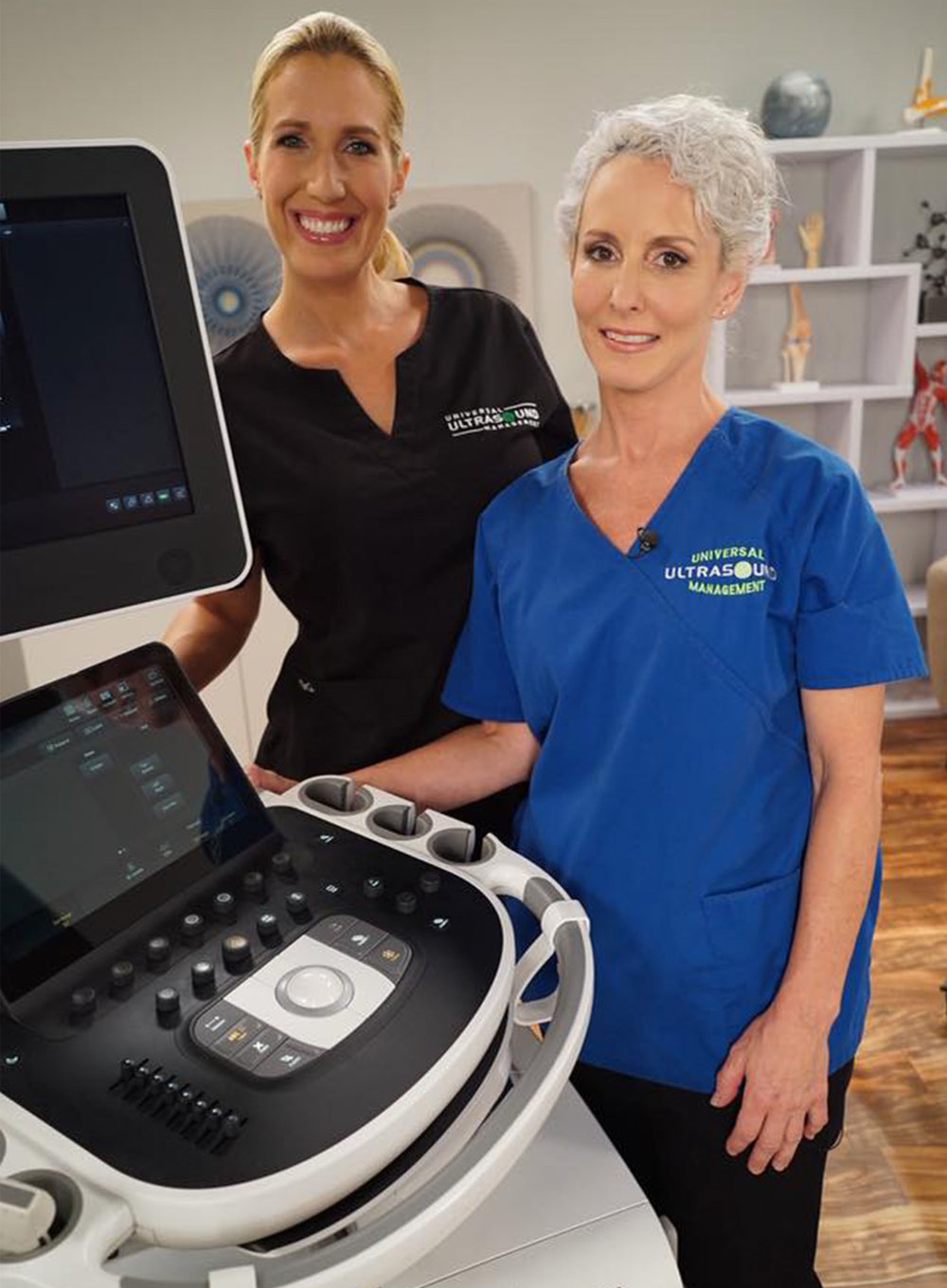 Our Approach - Ours is a universal approach to ultrasound technology, where we teach, train and advise all professional technicians to image and diagnose utilizing the highest standards of ultrasound application. The patient's health is at the heart of all we do.Learn More