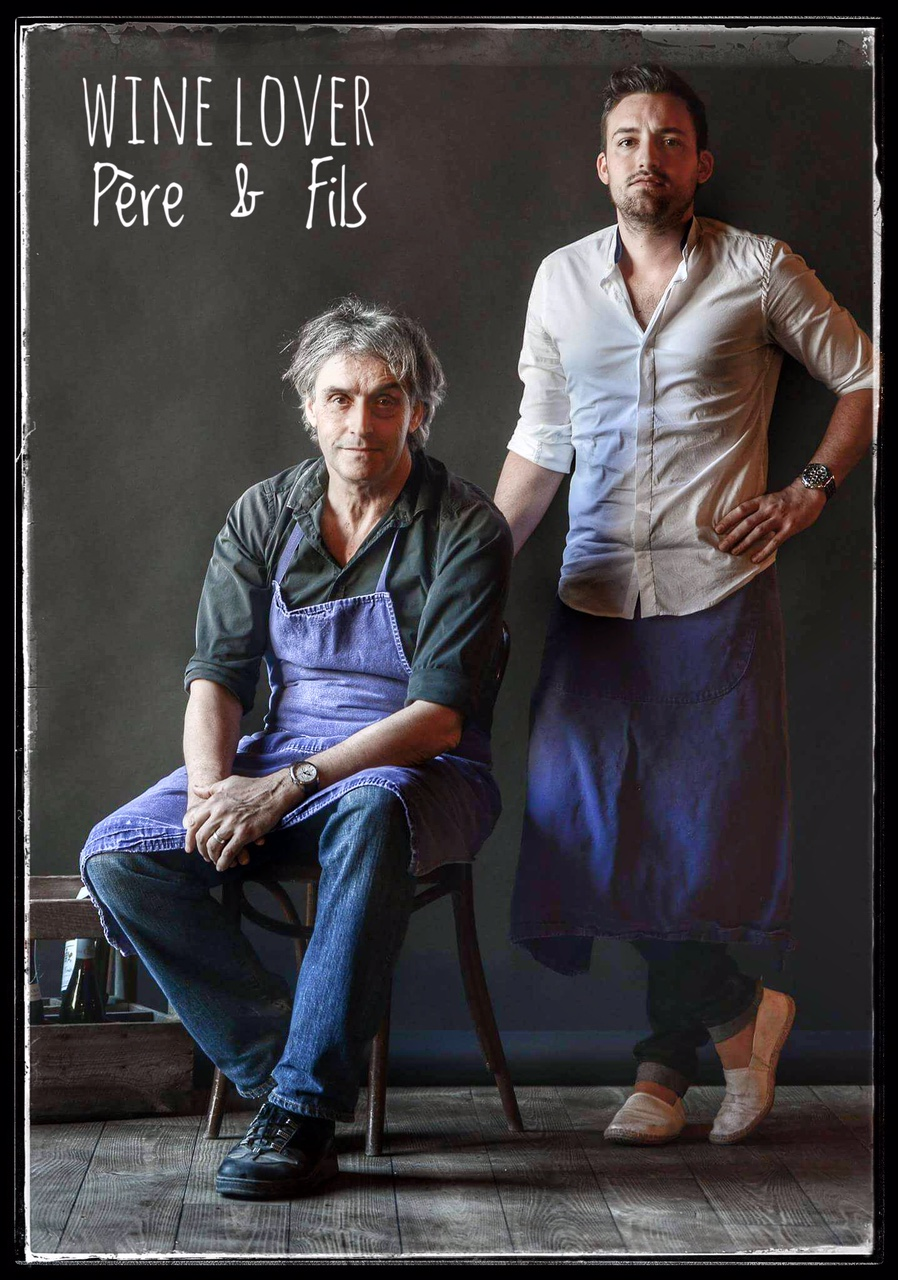 Pascal & Martin Perino (Hotel des Bains) - THE OWNERS