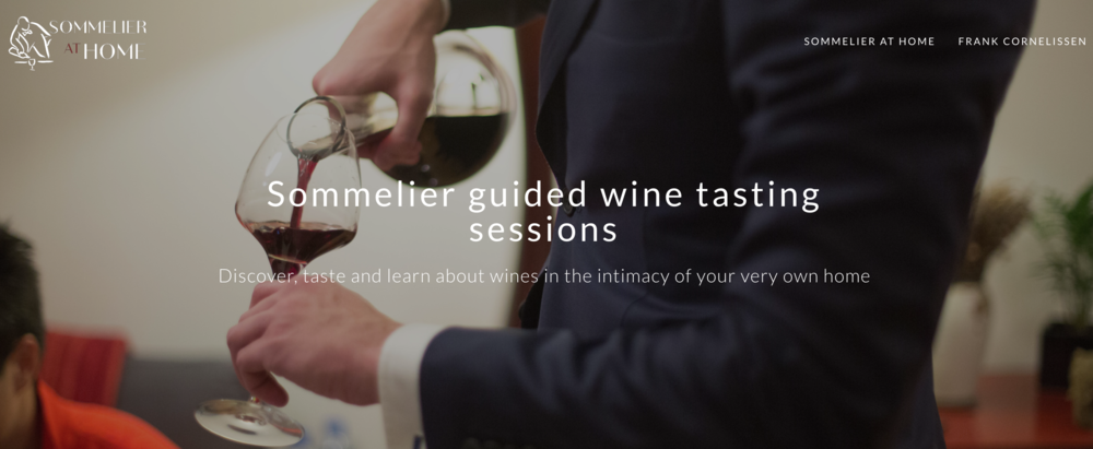 www.sommelierathome.hk - SOMMELIER AT HOME