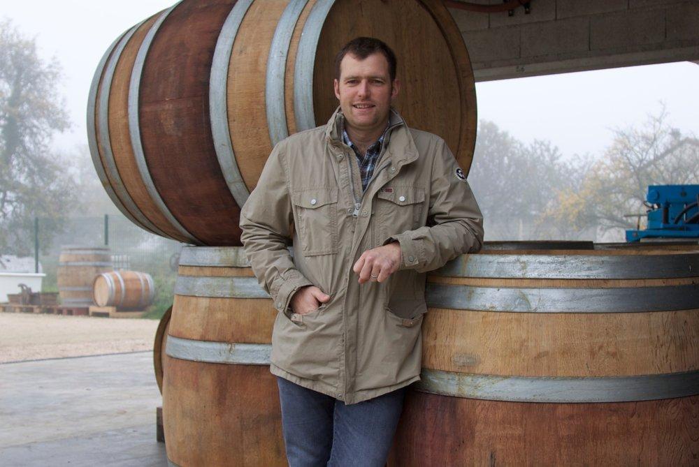 burgundy - laurent fournier