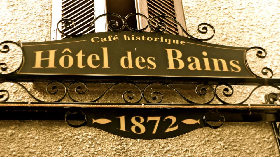 www.hoteldesbains-charavines.com - HOTEL DES BAINS