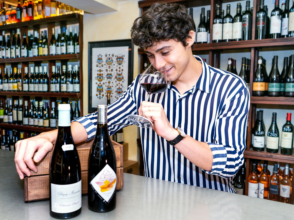 NICOLAS NOSTA - « Our Brazilian winelover »