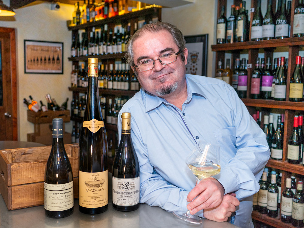 Christophe BONNO - our « Master of Pinard »