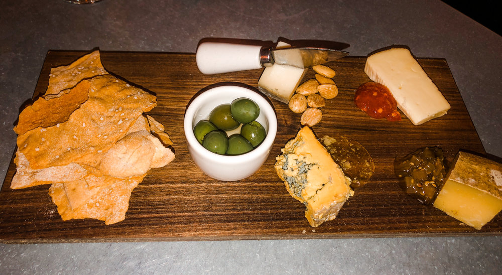 Ever-Changing Cheeses & Always Interesting Accompaniments