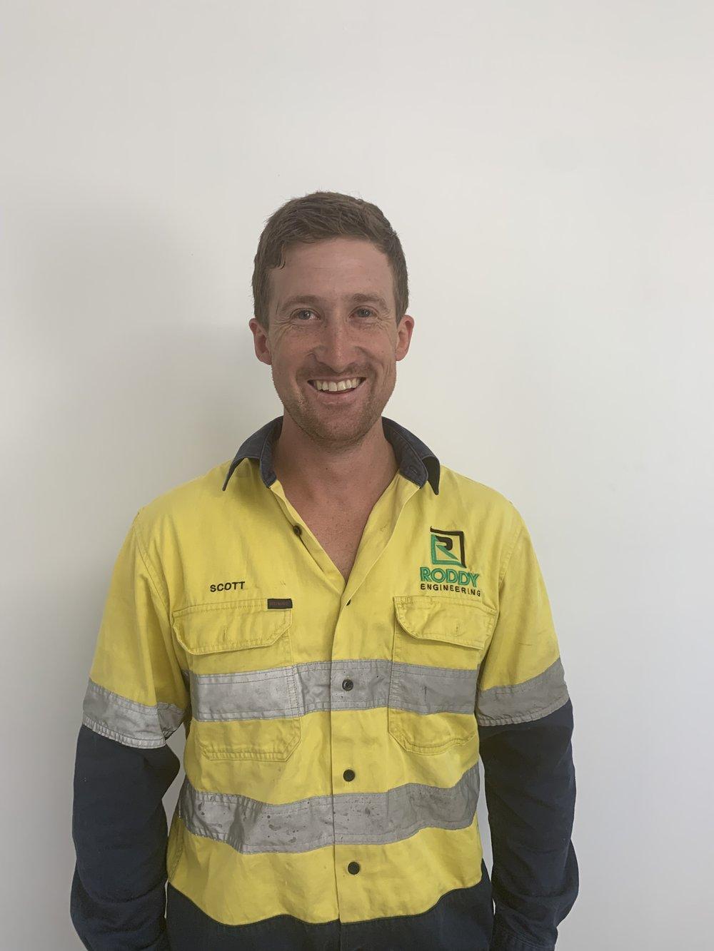 Scott Roddy - Operations Director