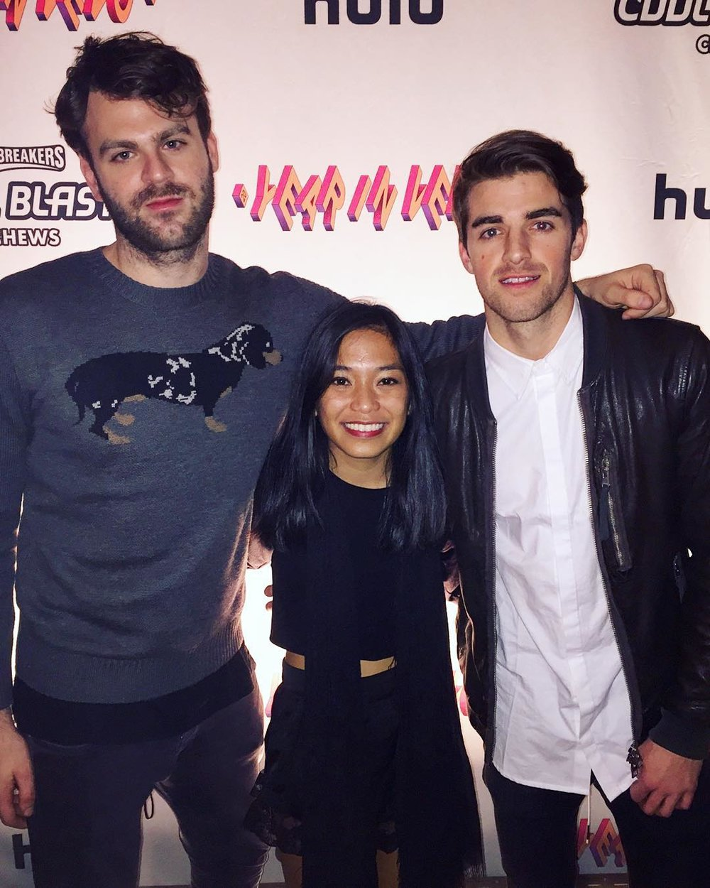 the chainsmokers - The Chainsmokers Open Up About Working With Halsey and Their Debut Album