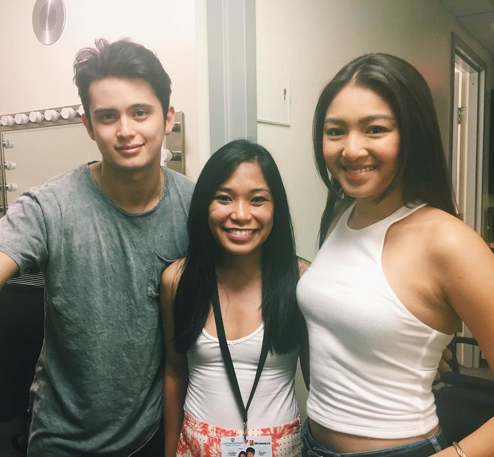JAMES REID AND NADINE LUSTRE - What It Would Be Like if Your Fave Celebrity Couples Only Worked With Each Other — Forever