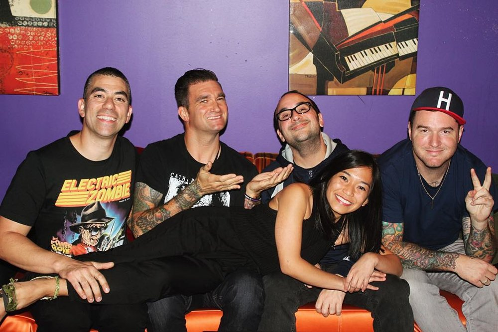 NEW FOUND GLORY - What Makes New Found Glory's 20-Year Anniversary Tour So Special