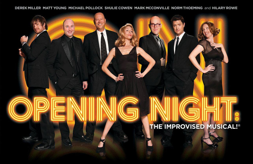 Opening Night: The Improvised Musical