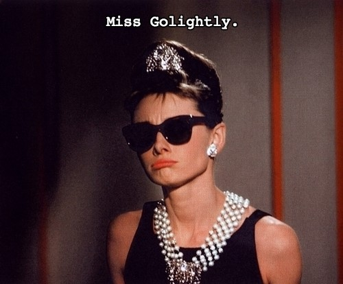 Miss Golightly
