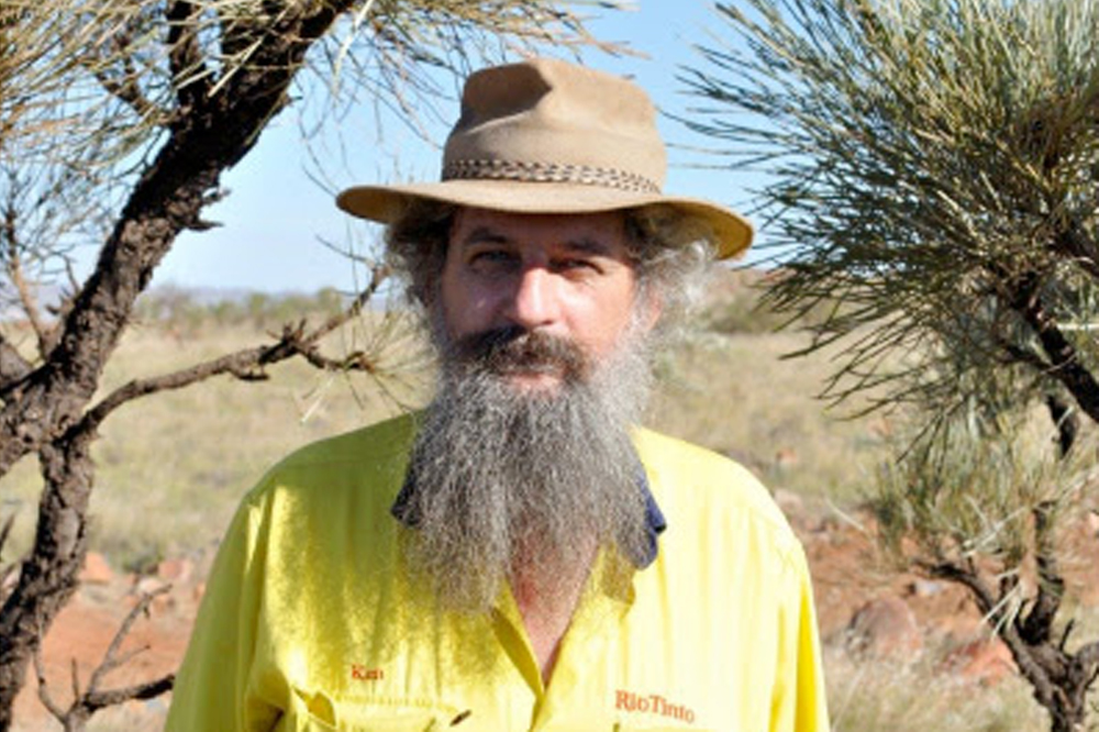 Dr Ken Mulvaney / Photograph courtesy of VCA