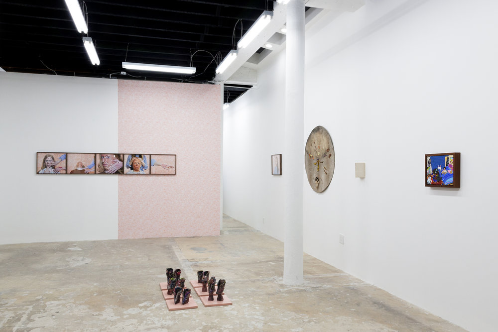 Group Show: A Body of Her Own