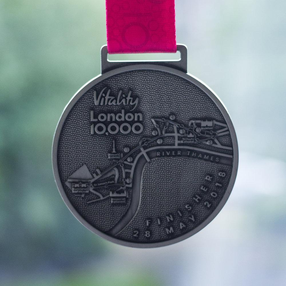 Vitality London 10000 Medal 02.jpg