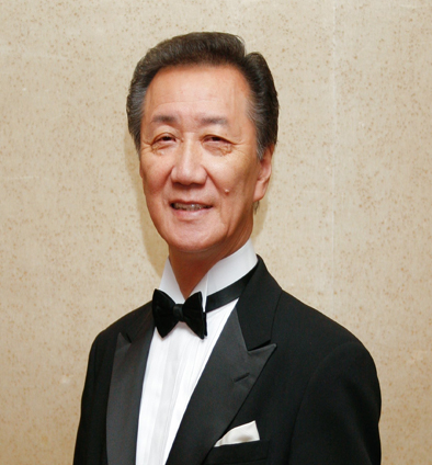 TOMMY SAKURAMOTO  - Chairman of Adjudicators   JAPAN