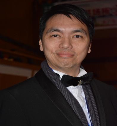 LAWRENCE CHAN   HONGKONG