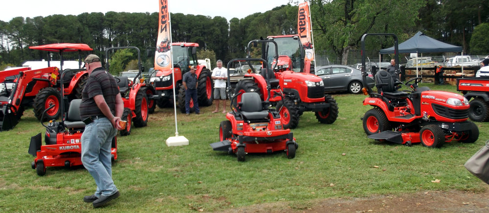 Dorrigo Show Farm Trade Displays.JPG