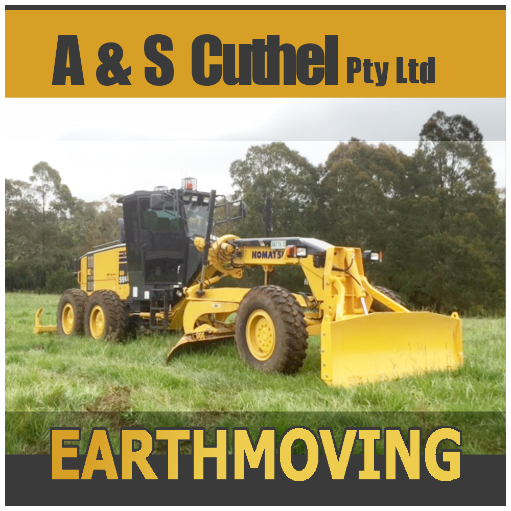 A & S Cuthel Earthmoving