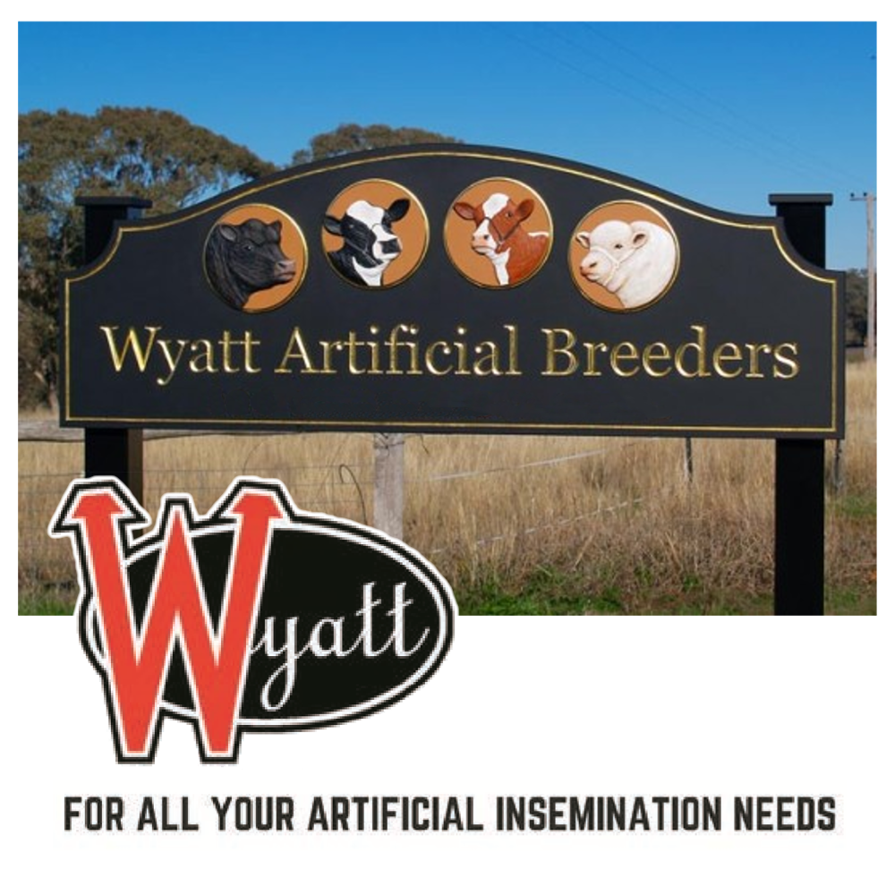 Wyatt Artifical Breeders