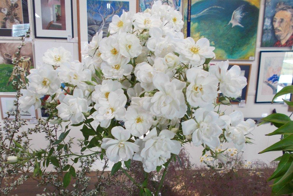 Pavilion - Arts, Crafts & Flowers